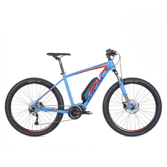 Ideal Hillmaster-E9 Electric Mountain Bike 27.5""