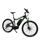 Byocycles Ibex+ Crossbar Electric Bike Black