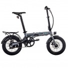 "Eovolt City 16"" Folding Electric Bike"