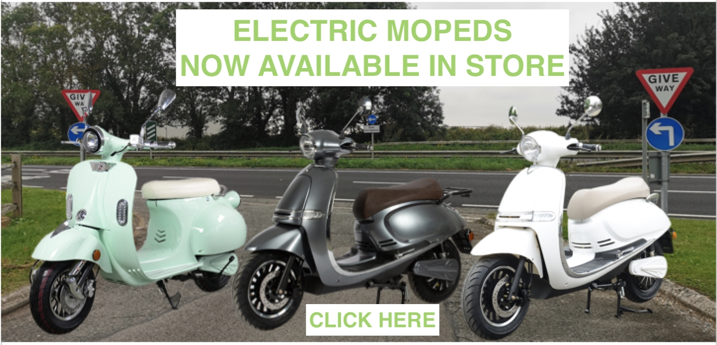 ELECTRIC MOPEDS